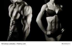 Wassereinlagerung Muskelkater